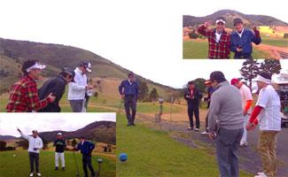 ◆ゴルフ・釣り など(同好会?)プライベートでも仲良しです。01