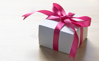 従業員の誕生日にはバースデープレゼント