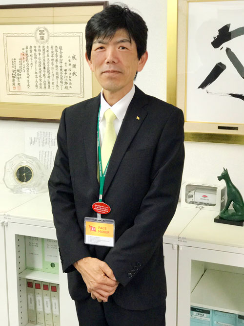 代表取締役社長 伊藤 信政